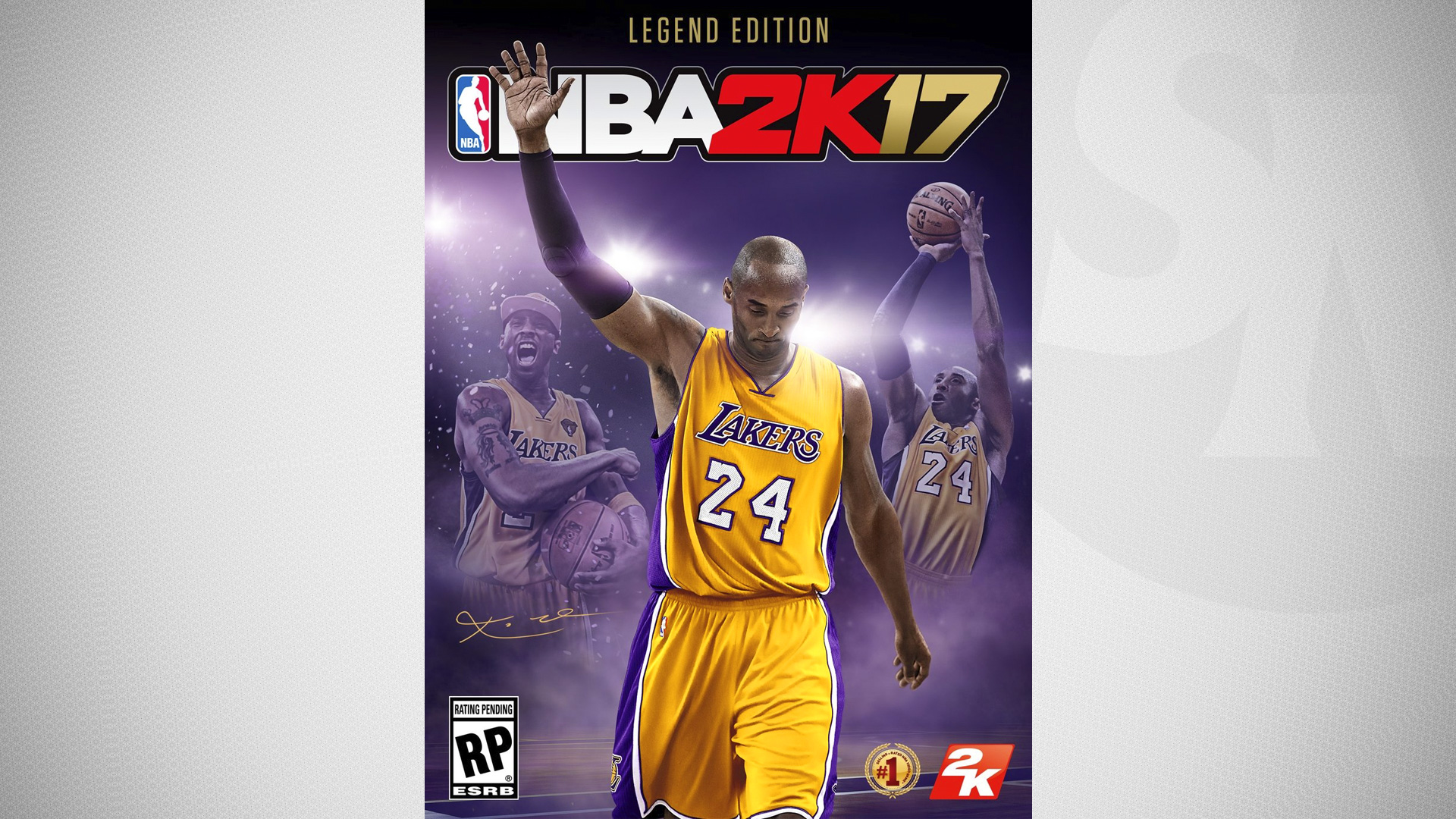 5ccd75f85ac NBA 2K17 special edition celebrates the career of Kobe Bryant ...