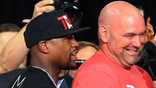 フロイド・メイウェザー UFC MMA 転向 デビュー WBC会長