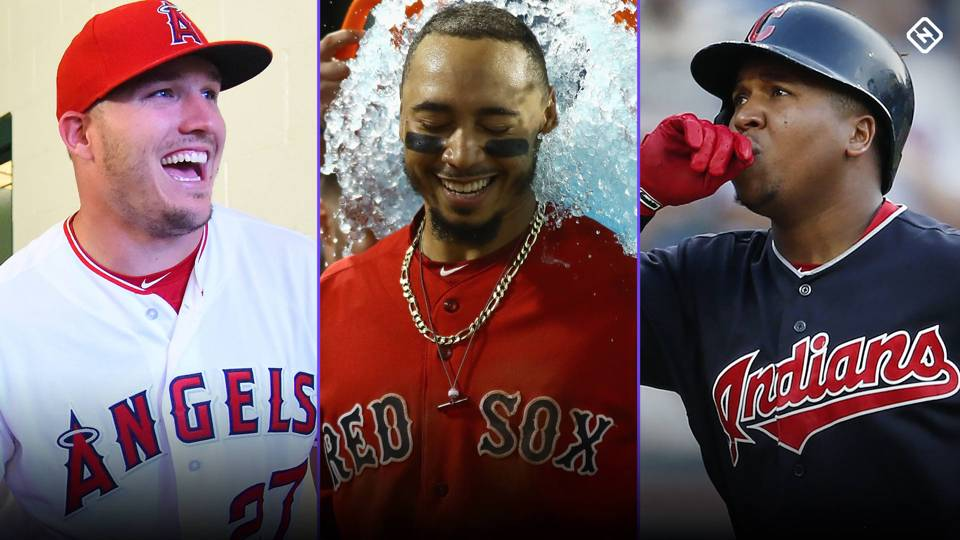 AL MVP race: Mike Trout vs. Mookie Betts vs. Jose Ramirez in incredibly compelling contest