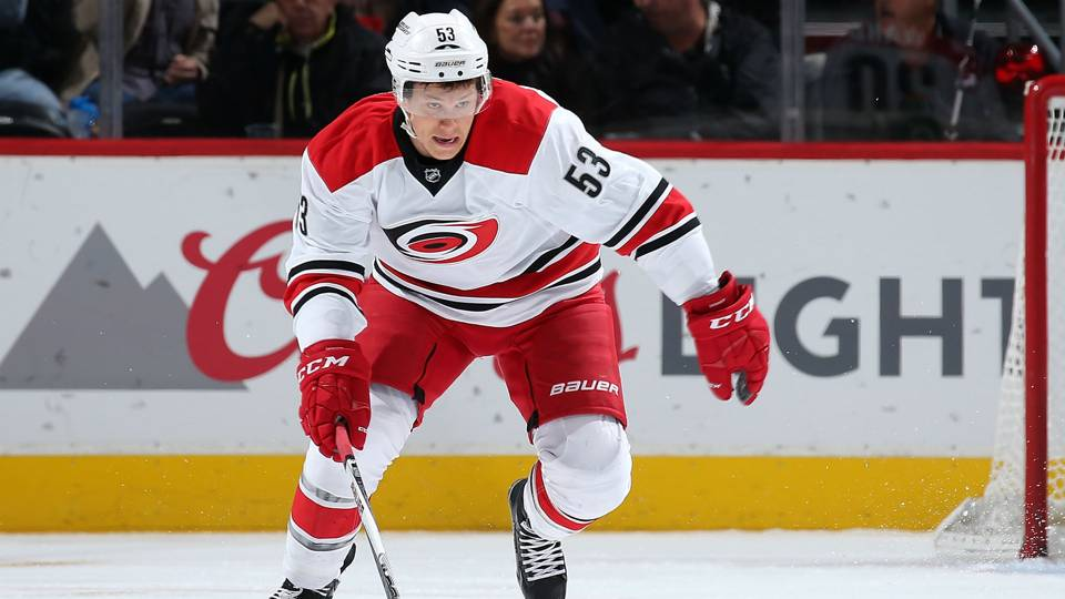 'I'm happy to be on his team': Jeff Skinner excited to join Jack Eichel, Sabres
