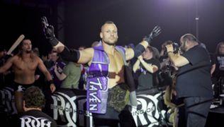 ROH champion Matt Taven