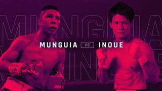 ボクシング, 井上岳志, ハイメ・ムンギア, WBO世界スーパーウェルター級タイトル戦