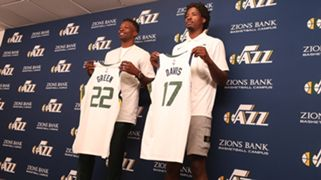 Jeff Green, Ed Davis
