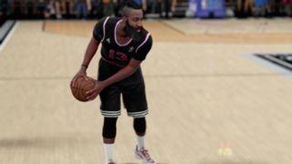 NBA 2K16 James Harden All-Star