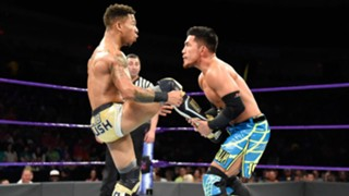 WWE 205live アキラ・トザワ