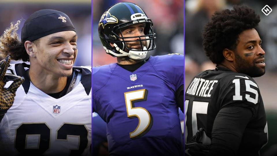 Ravens have hope after needed changes at wide receiver