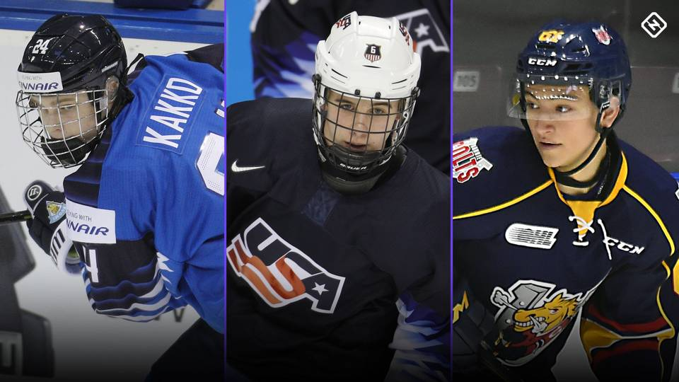 NHL mock draft 2019: Senators, Rangers, Ducks gain stock in post-trade deadline edition