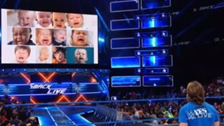 WWE スマックダウン #989 ダニエル・ブライアン ザ・ミズ