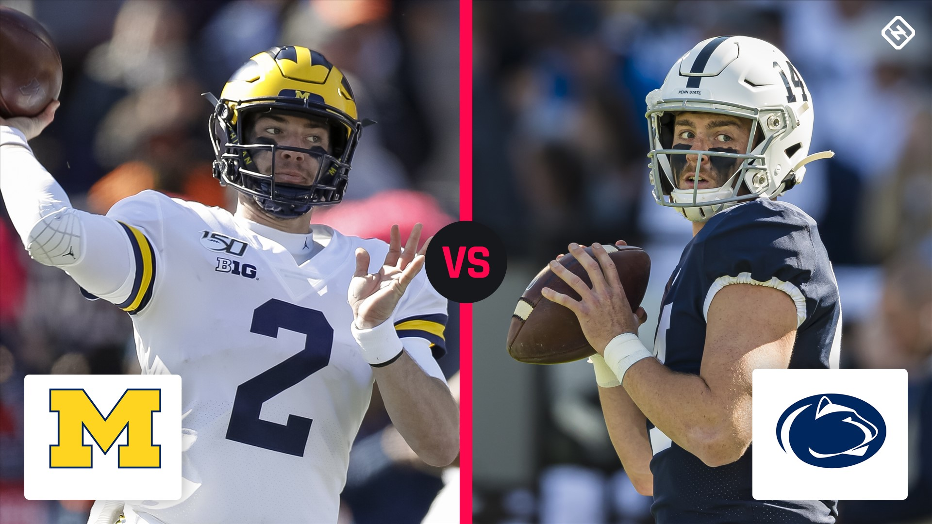 What channel is Michigan vs. Penn State on today? Schedule, time for Big Ten rivalry game