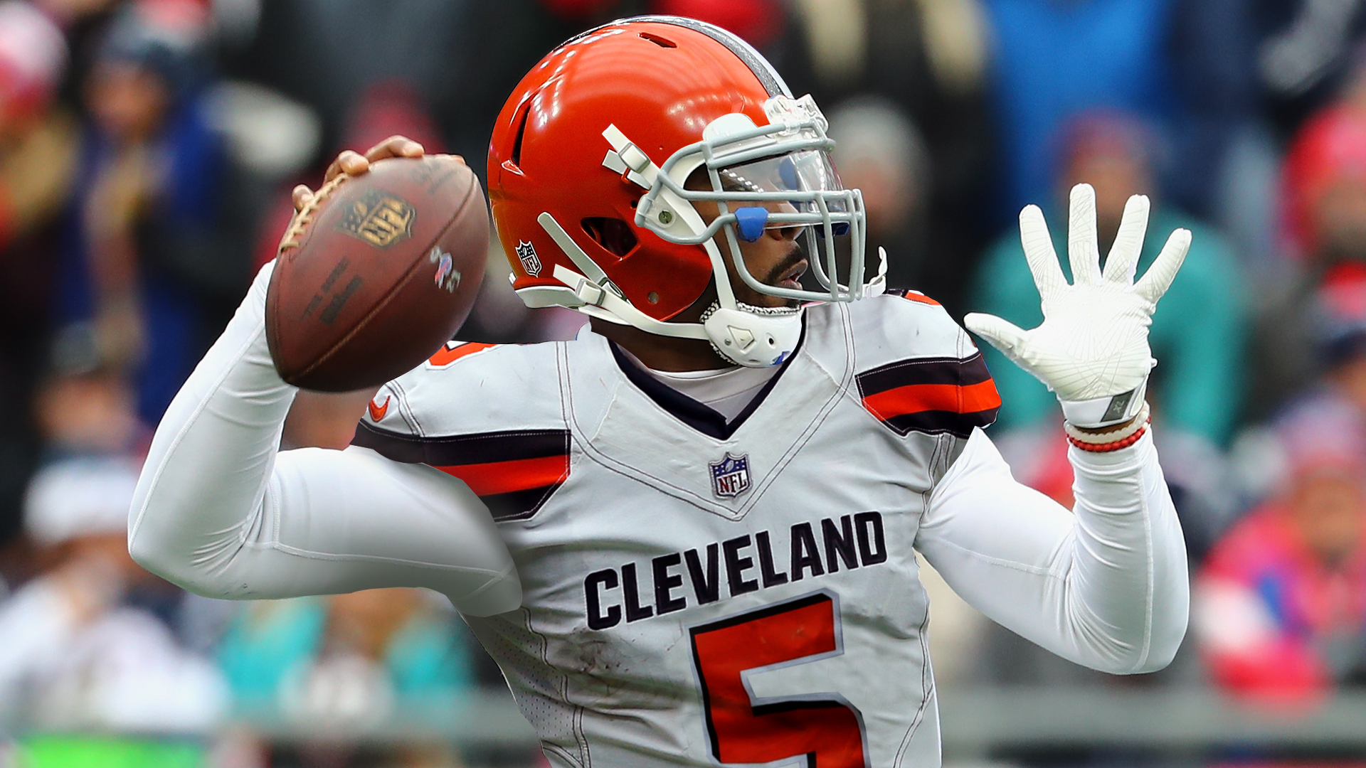 da1e2371 Starting Tyrod Taylor would be Browns' best QB decision in 20 years ...