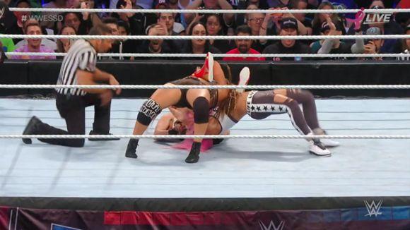 WWE スーパー・ショーダウン ロンダ・ラウジー