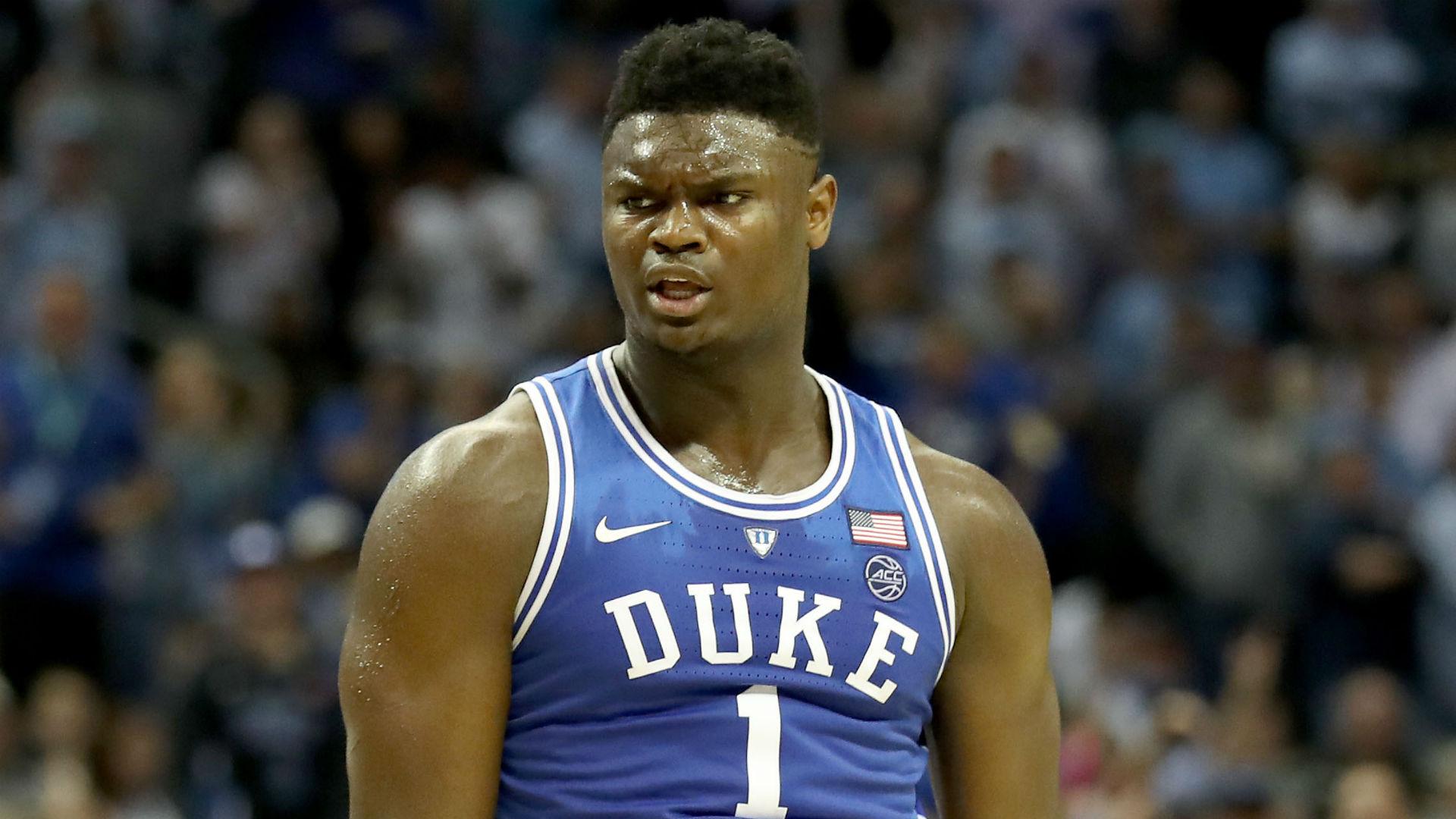 Flipboard: Zion Leads Duke To Close Win Over North