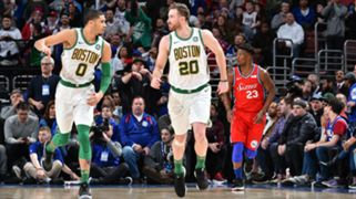 Jayson Tatum Gordon Hayward Boston Celtics