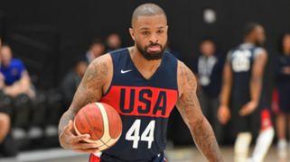 P.J. Tucker USA Basketball