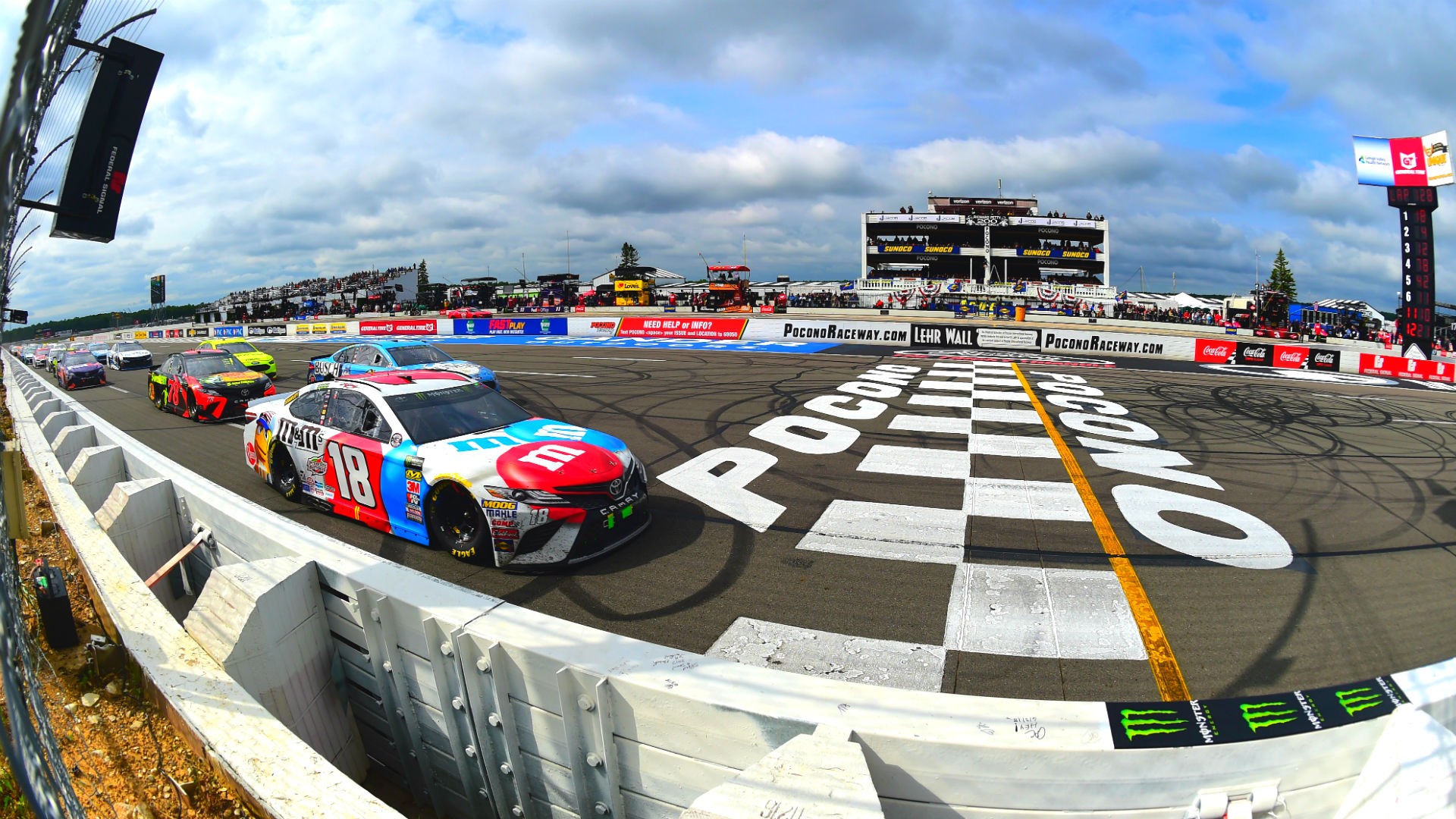 What channel is NASCAR on today? Time, TV schedule for