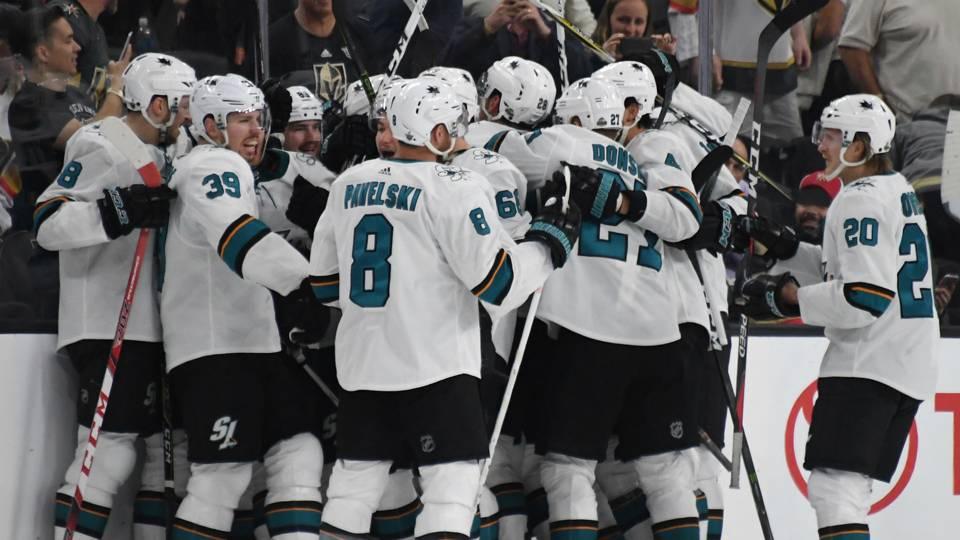 NHL playoffs 2018: Golden Knights taste defeat in 2 OTs after debatable calls go other way