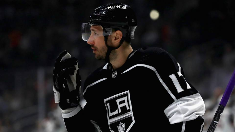 Kings' Kovalchuk scores first NHL goal since 2013