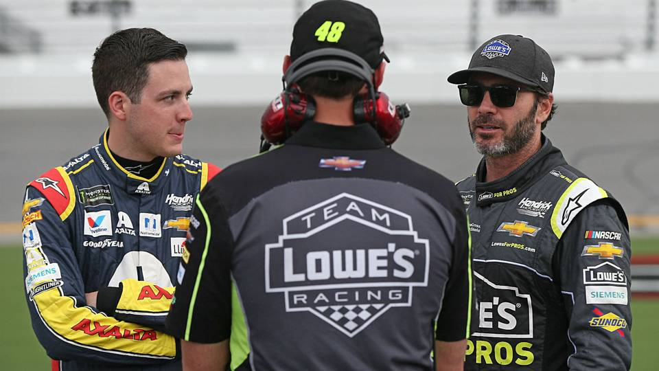Brickyard 400: Quirky results at Indy could endanger Hendrick teammates' Playoff hopes
