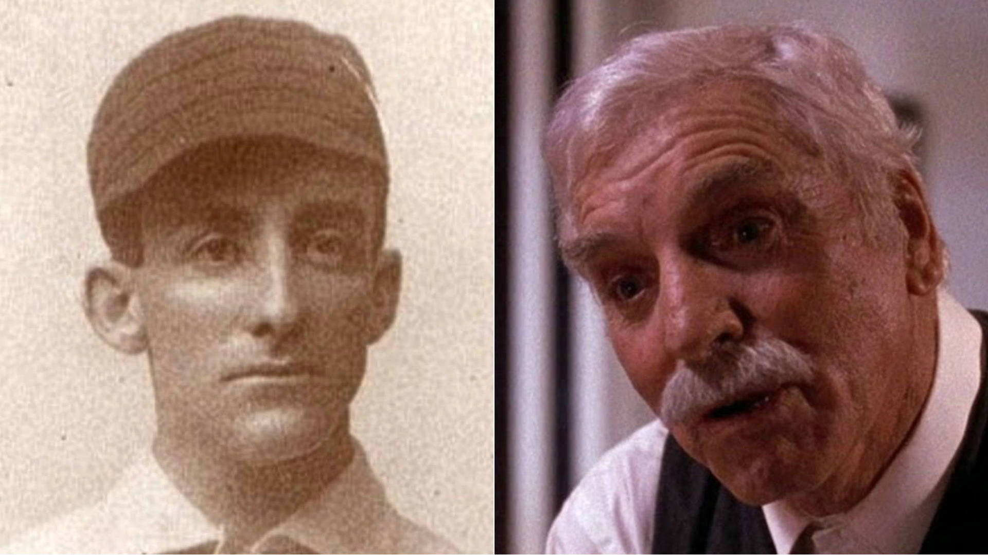 'Moonlight' Graham played in his only MLB game 110 years ago today