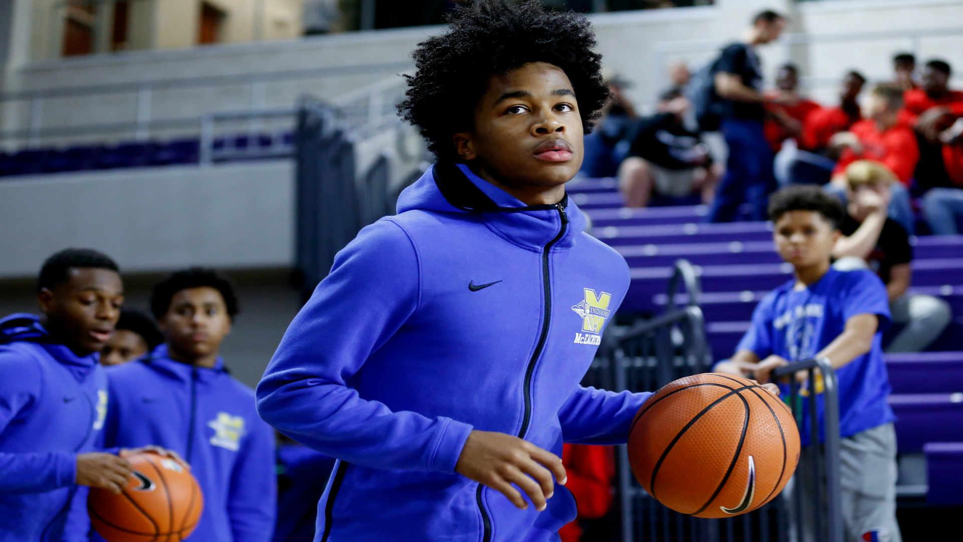 Five-star guard Sharife Cooper commits to Auburn