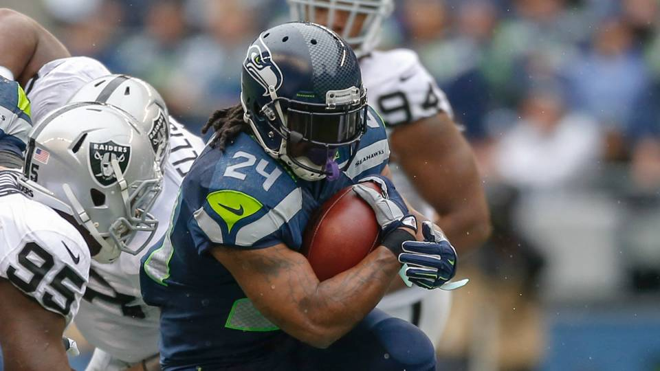 Image result for lynch seahawks