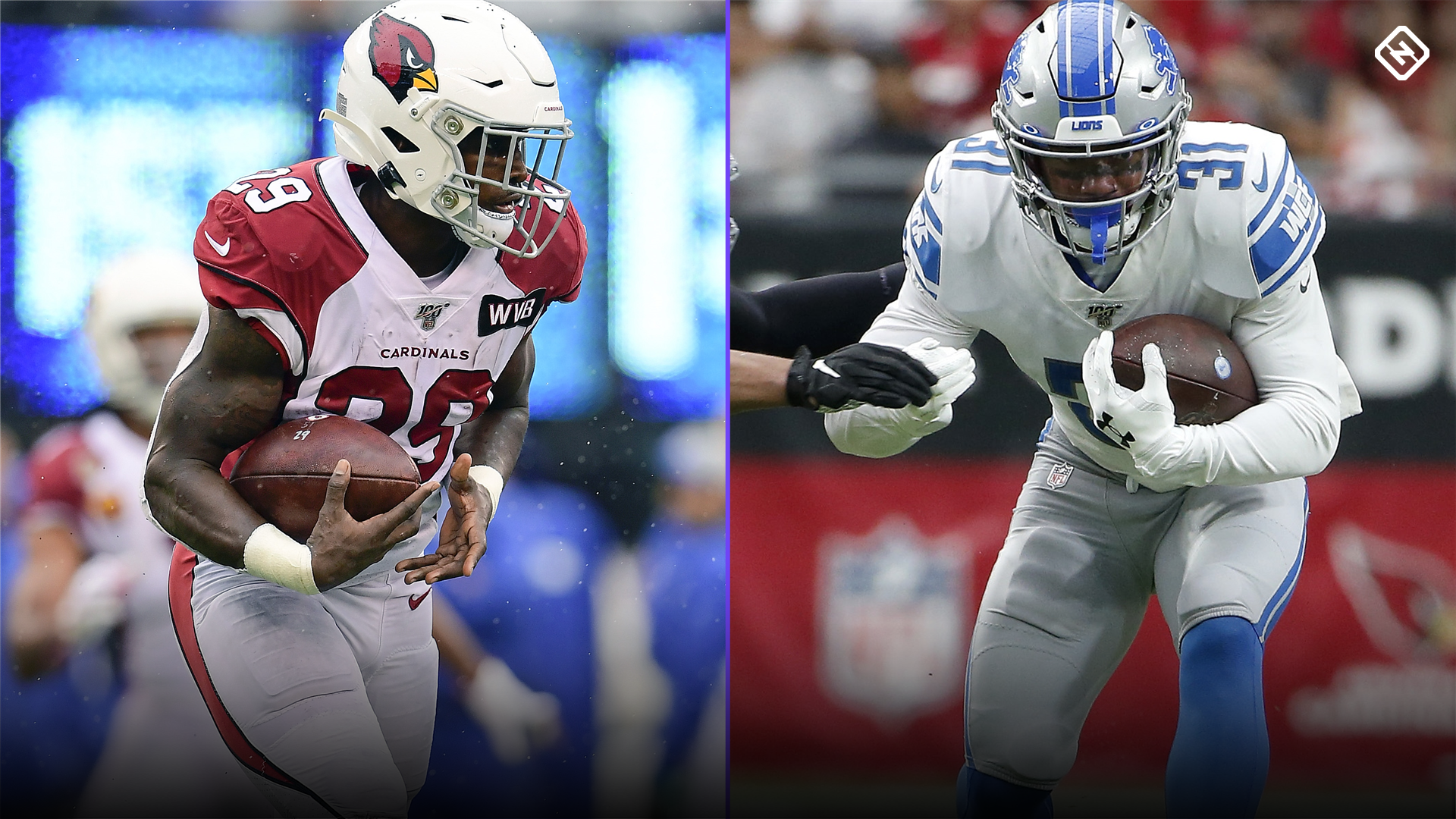 Best Fantasy Week 8 Waiver Pickups: Chase Edmonds breaks out after David Johnson's injury, Ty Johnson fills in for Kerryon Johnson