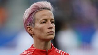 ミーガン・ラピノー, サッカー米国女子代表