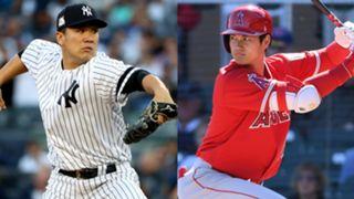 野球,田中将大,大谷翔平,baseball
