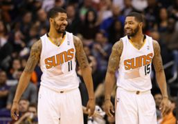 Markieff and Marcus Morris