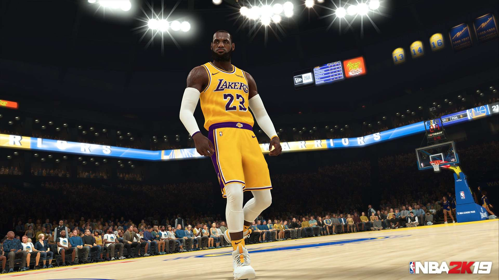 NBA 2K19' and 'NBA Live 19' review: Which game is king of