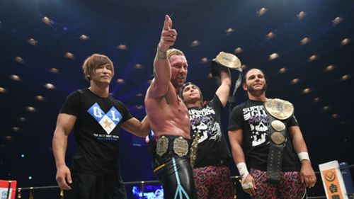NJPW Fighting Spirit Unleashed results: New champ crowned
