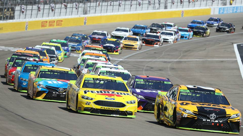 NASCAR at Las Vegas: Results, highlights from Brad Keselowski's dramatic playoff win