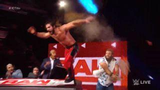 WWE ロウ セス・ロリンズ アライアス
