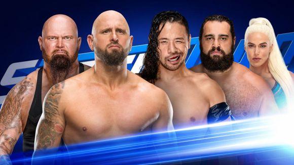 WWE, スマックダウン, #1016, プレビュー