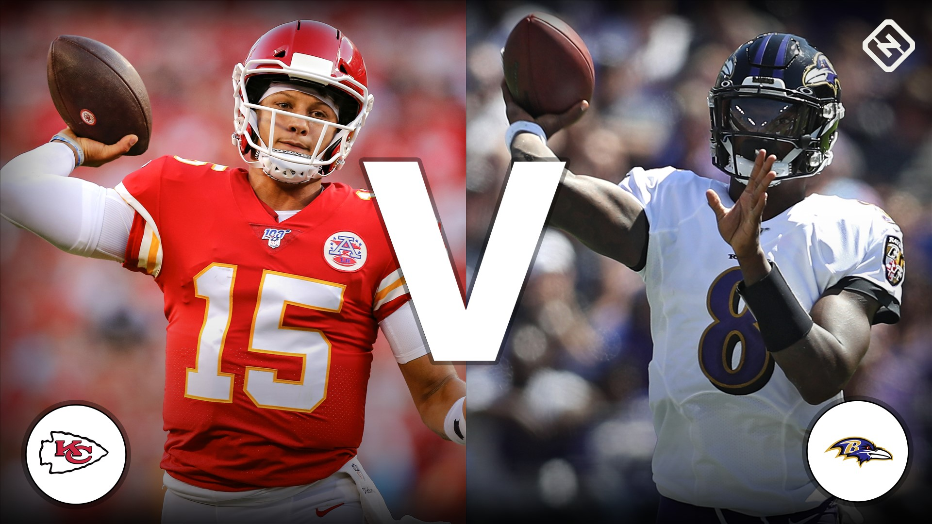 What channel is Chiefs vs. Ravens on today? Time, TV schedule for Week 3 game