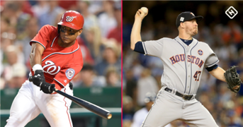 Young players who could shine for Nationals, Astros in 2018