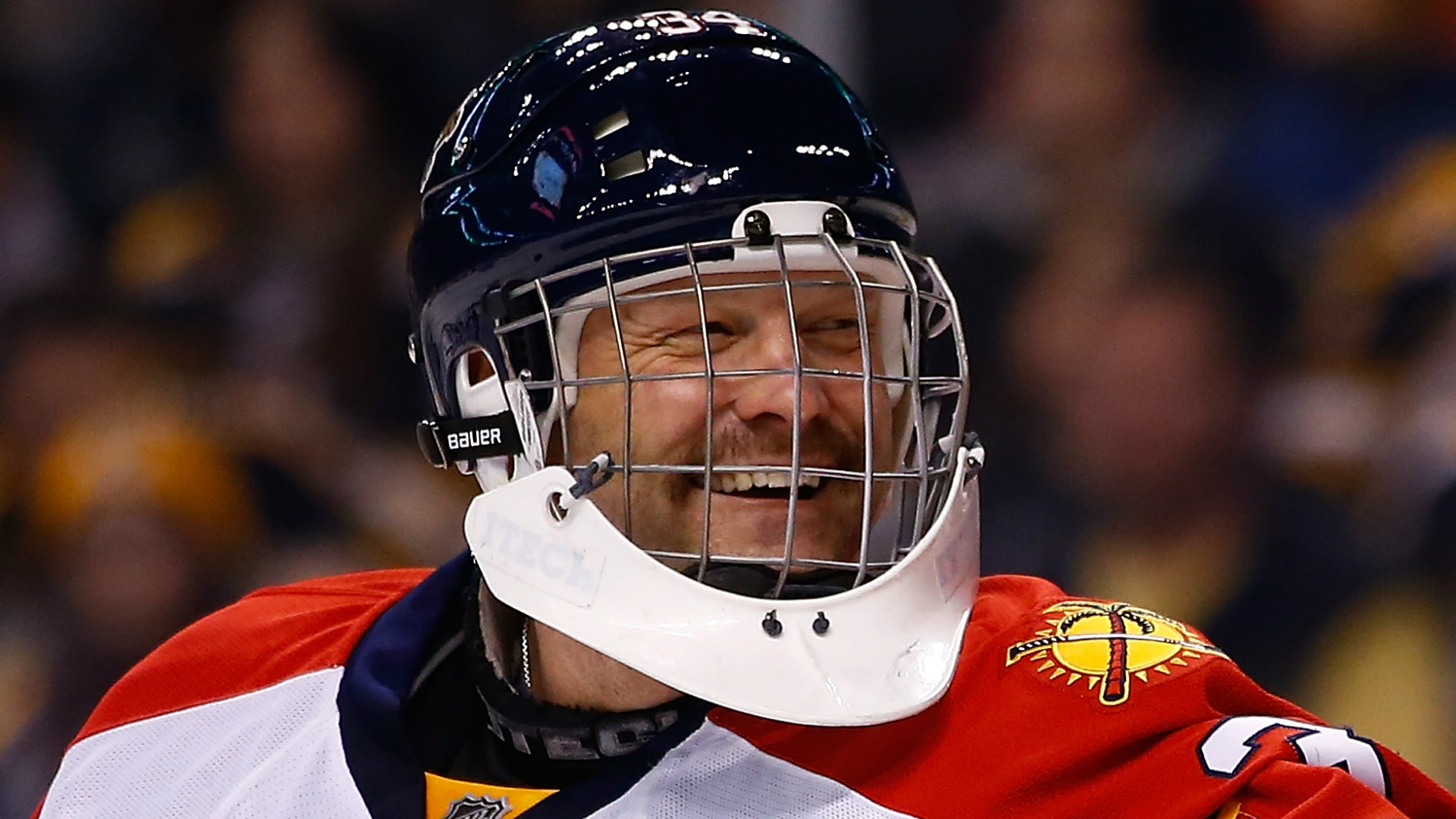 El ex portero de la NHL Tim Thomas dice que las conmociones cerebrales 'cambiaron mi vida' 9