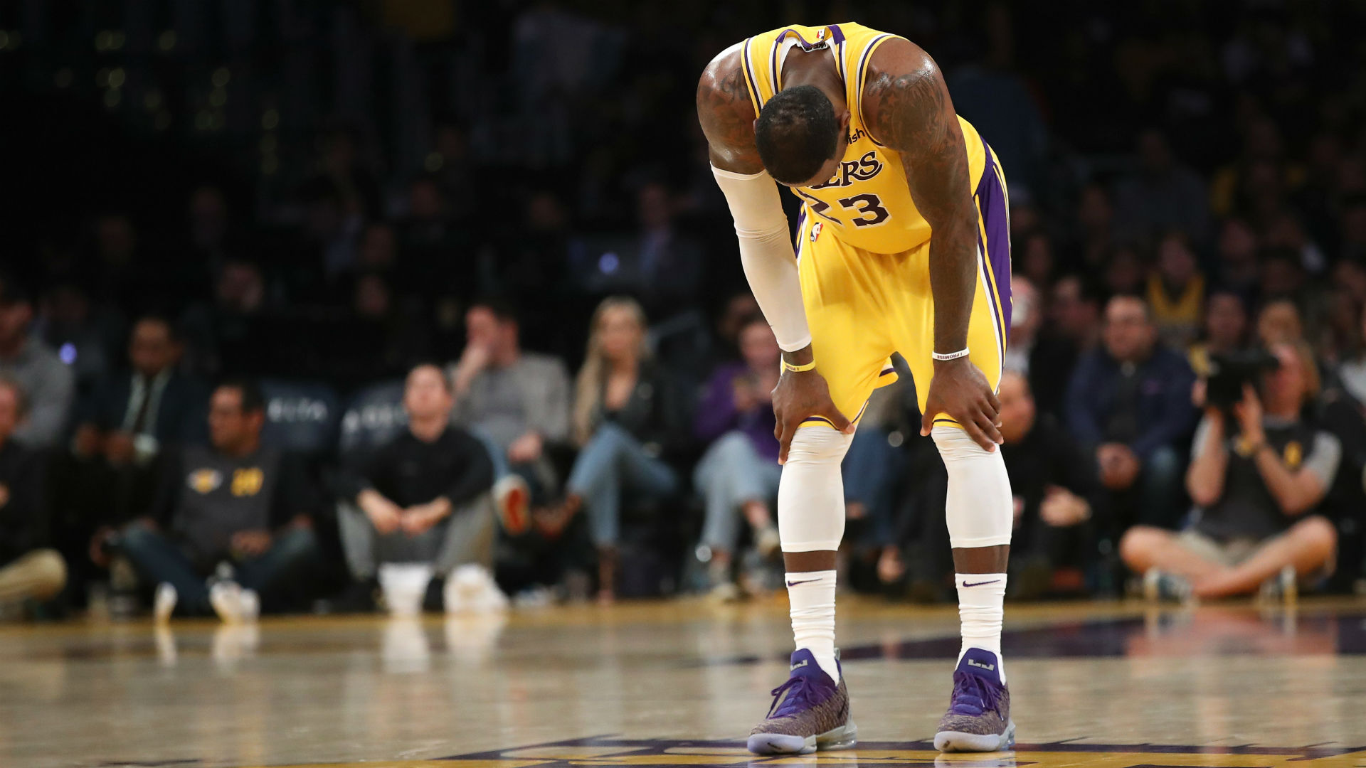 0b459762d55 Why the Lakers  2019 NBA playoff odds are next to impossible ...