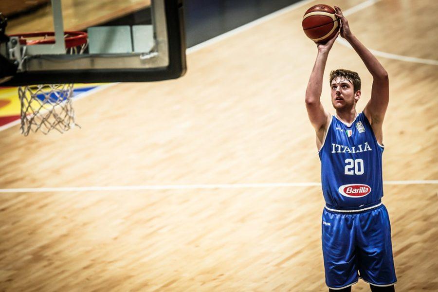 Alessandro Lever FIBA Italy