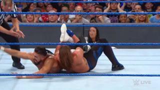 WWE スマックダウン #987 AJスタイルズ