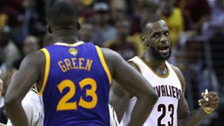 LeBron James Draymond Green warriors cavs NBA finals-61416-getty-ftr.jpg