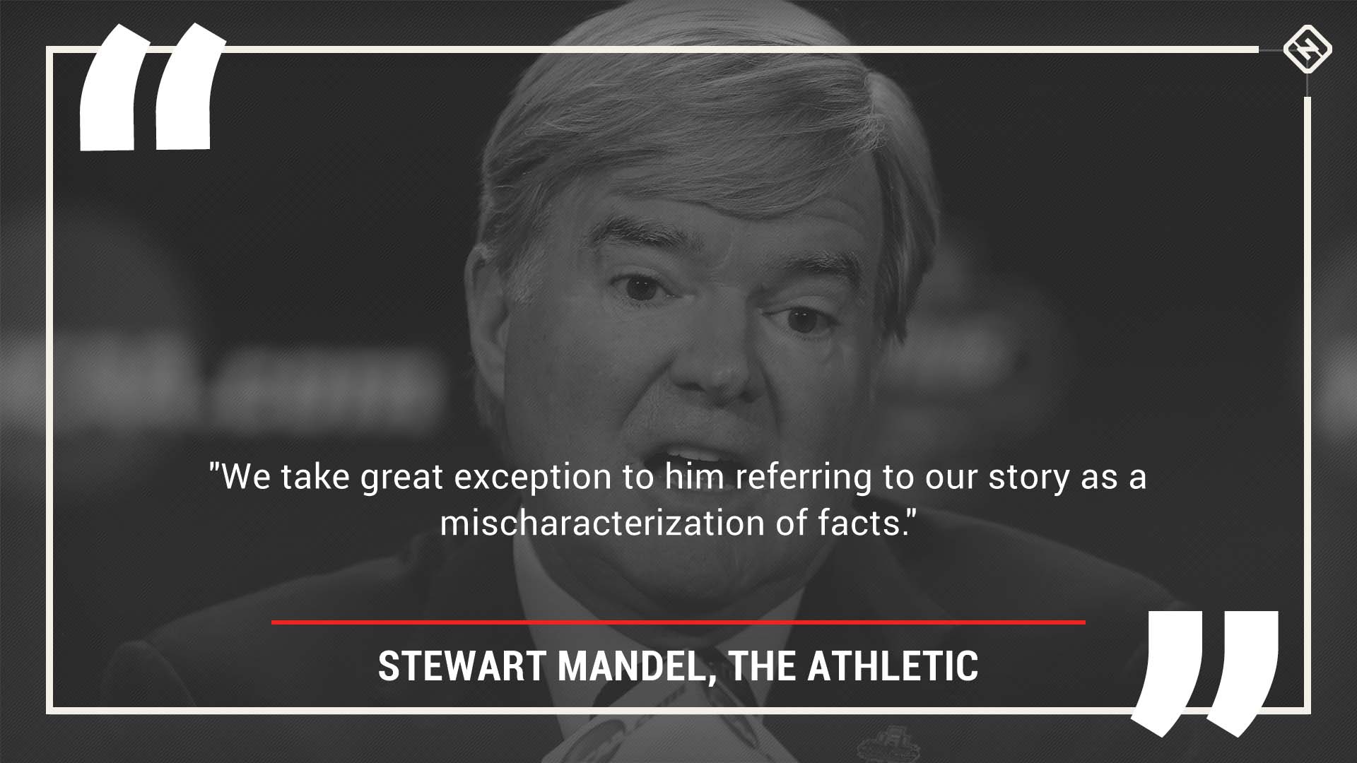 NCAA story quote