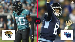 Titans vs. Jaguars