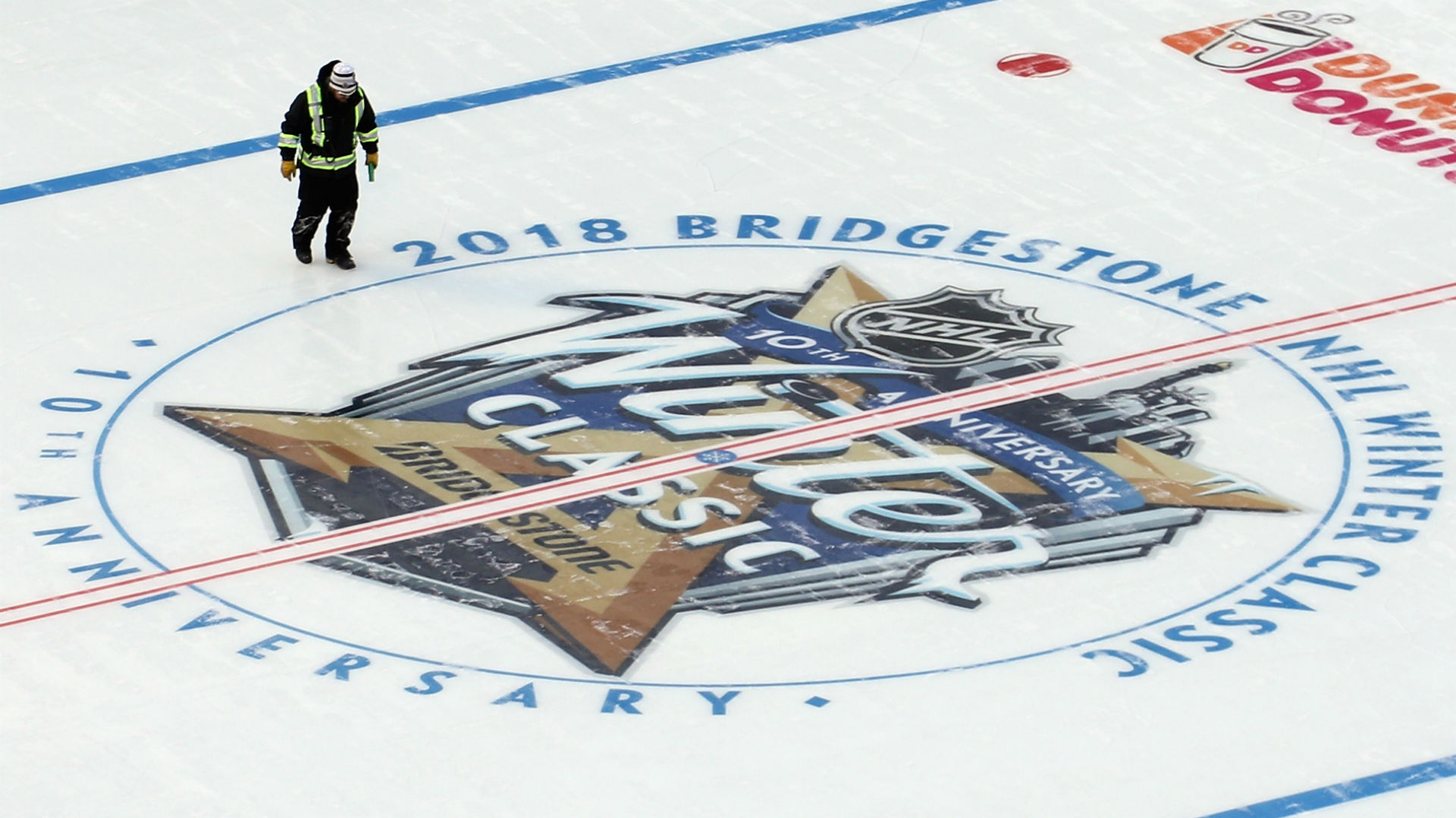NHL Winter Classic 2018: Weather a cool, sunny outlook for Sabres-Rangers