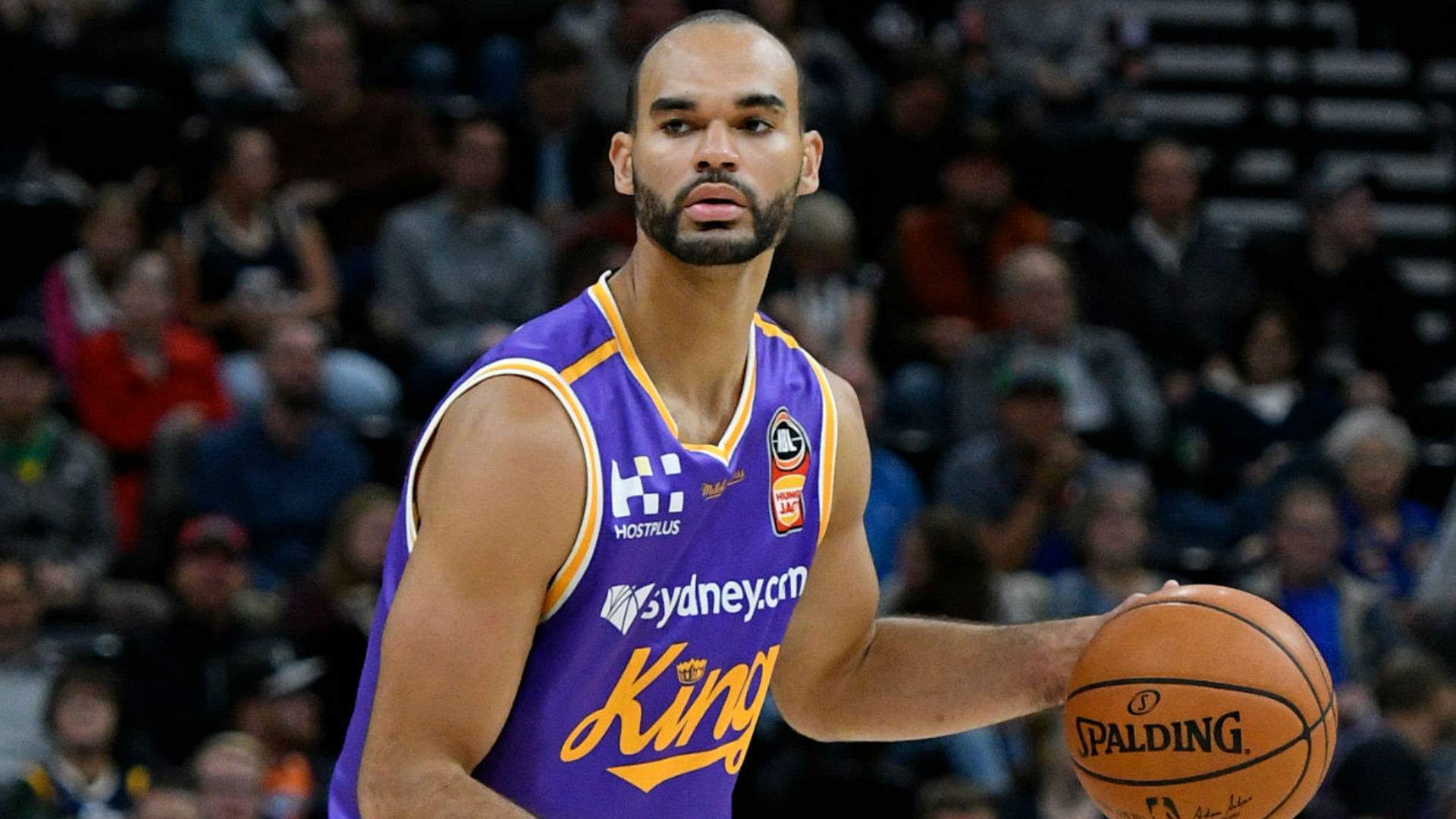 Former Kansas star Perry Ellis eyes unconventional route from Australia to NBA