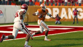 NCAA Football 14 Orange Bowl Clemson Oklahoma