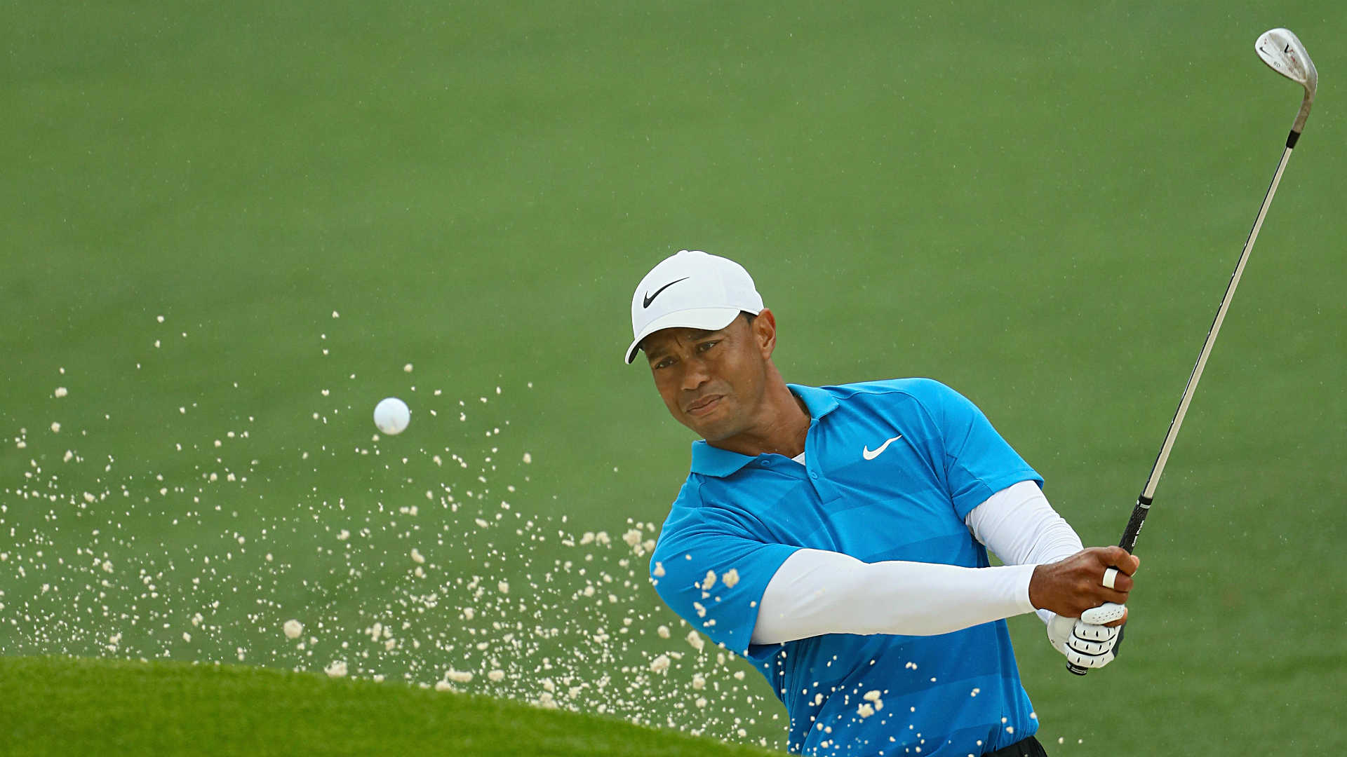 recapping tiger woods u0026 39  round 3 at the 2018 masters