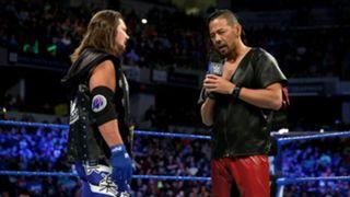 Nakamura HL AJ face to face
