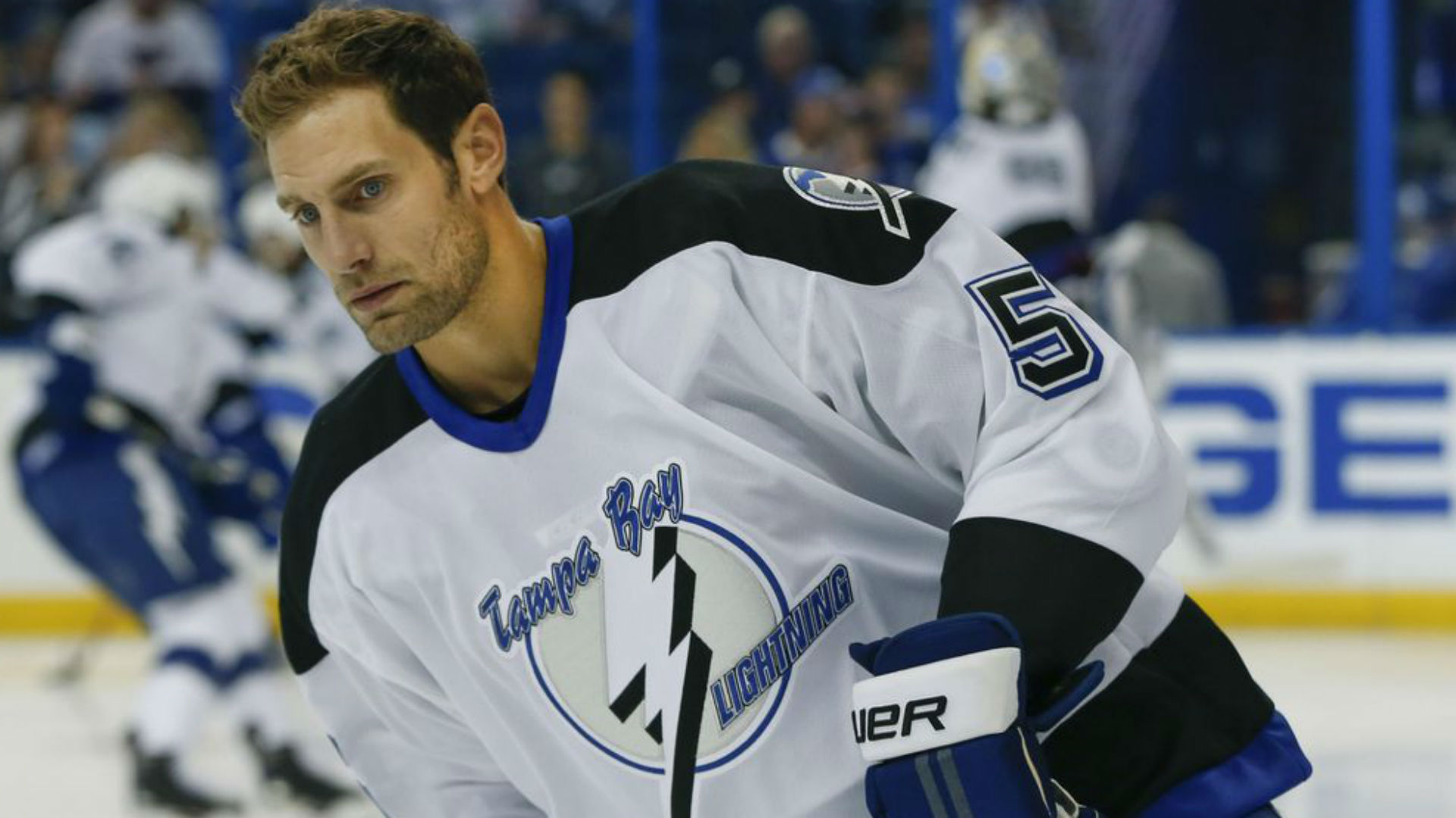 Dan Girardi 'everything our team needed,' says Lightning coach