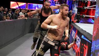WWE バックラッシュ ブラウン・ストローマン&ボビー・ラシュリー ケビン・オーエンズ&サミ・ゼイン